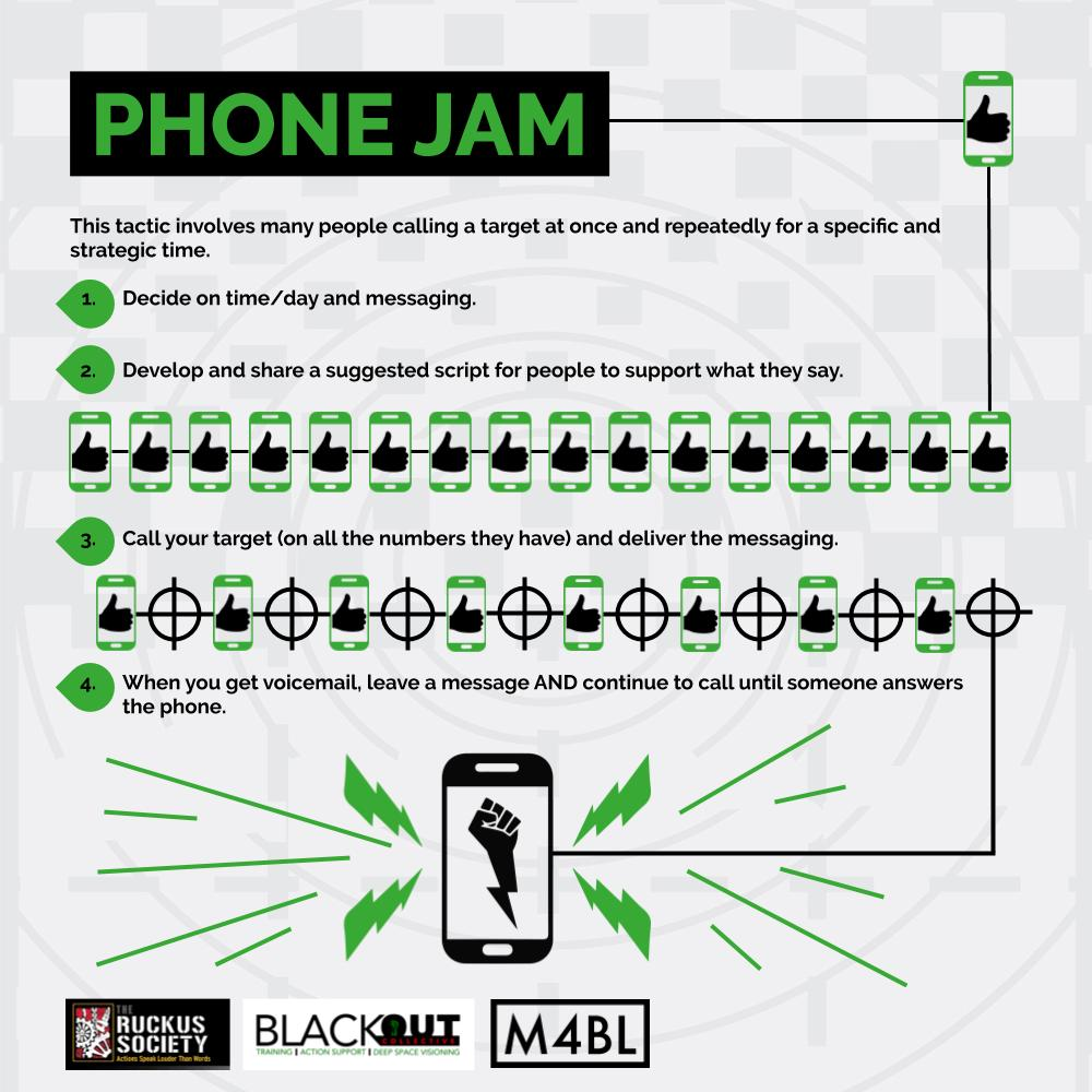 Phone Jam how-to